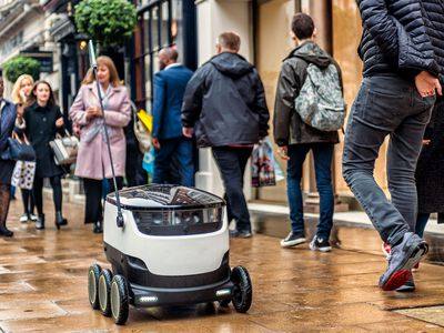 San Francisco is considering legislation that would ban sidewalk delivery robots