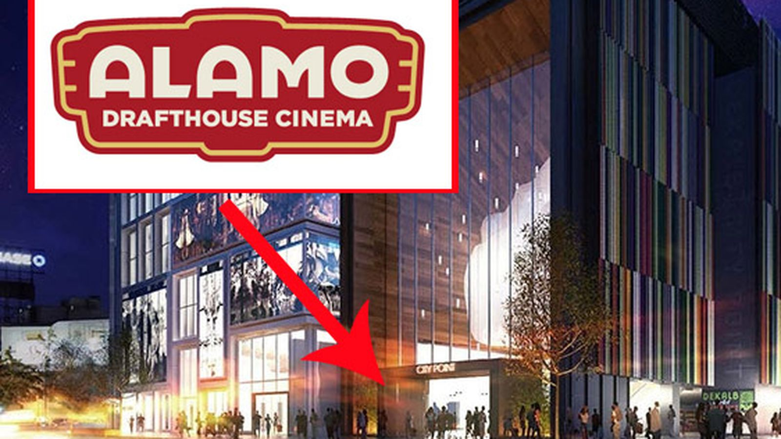 Food And Drink: Alamo Drafthouse To Open In Downtown Brooklyn