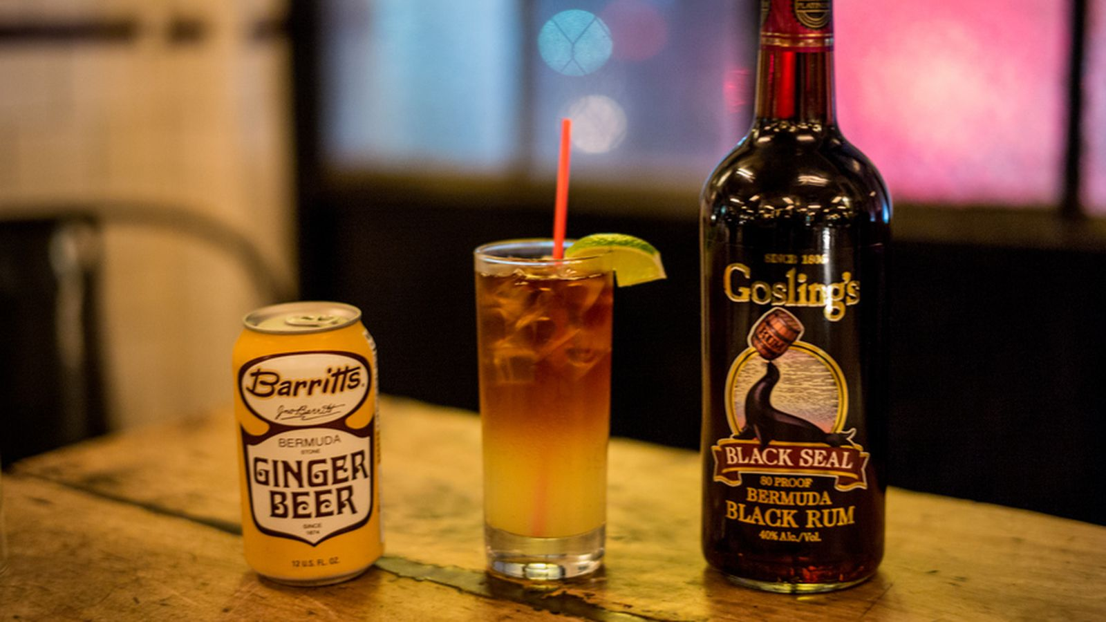 A Guide to Finding the Best Dark 'N' Stormy: A Swirling ...