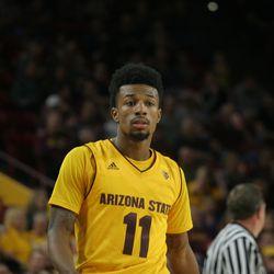 Arizona State Men's Basketball vs USC