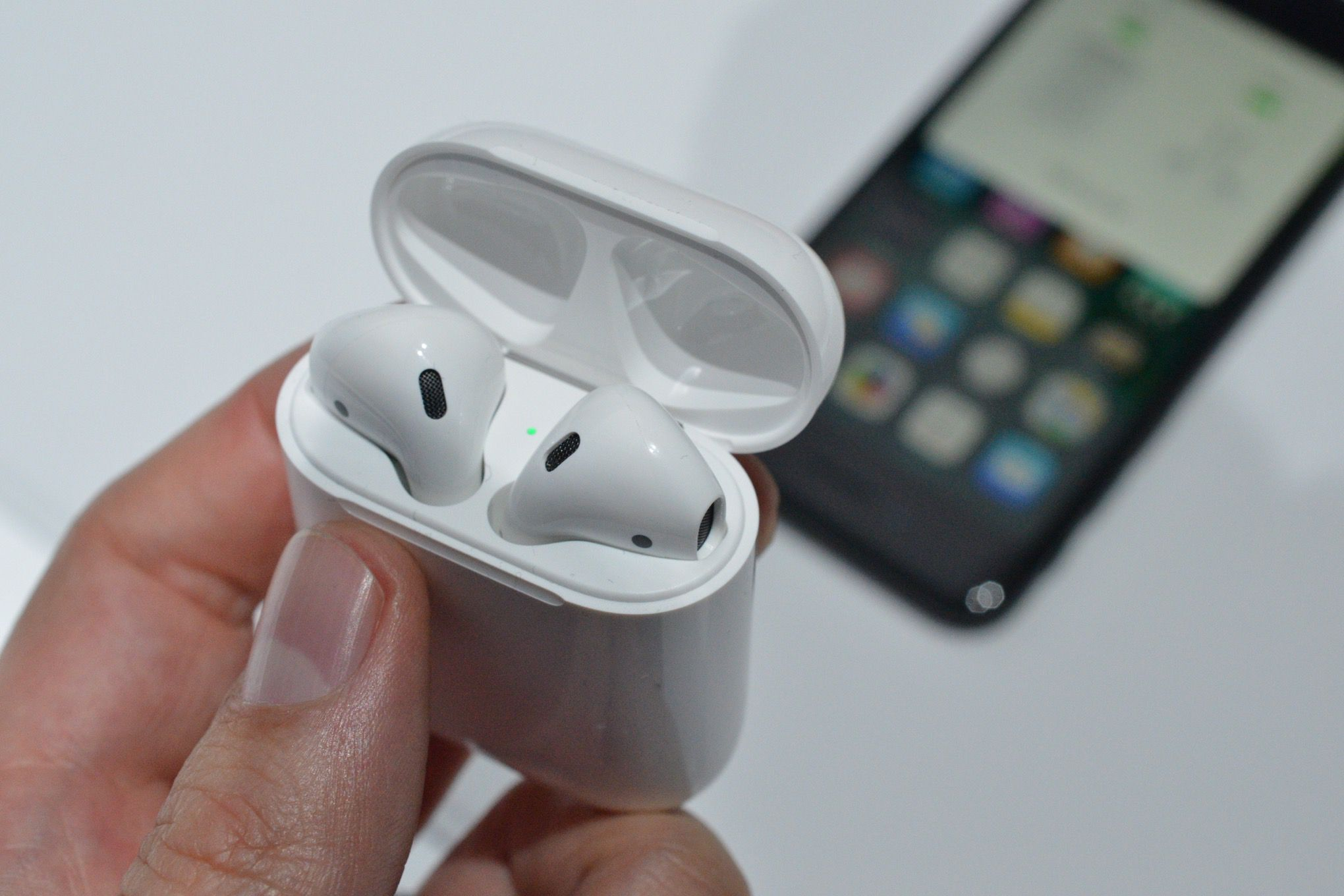 Чехол Apple AirPods