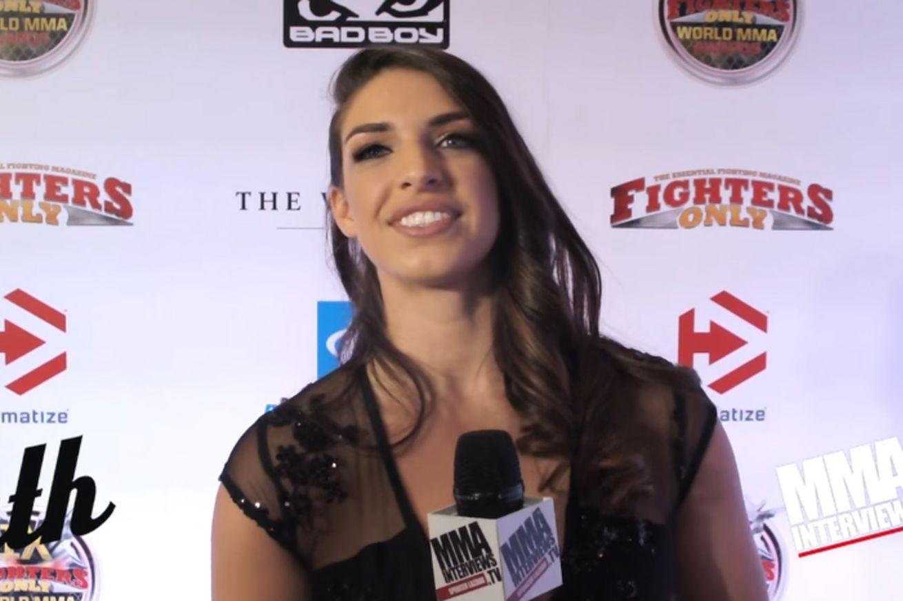 community news, BJJ ace Mackenzie Dern vows she wont make the same mistake as Ronda Rousey