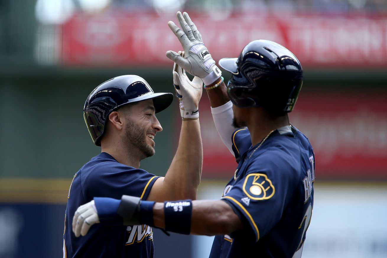 Braun leads Brewers to 7-3 win over Reds (AUDIO)