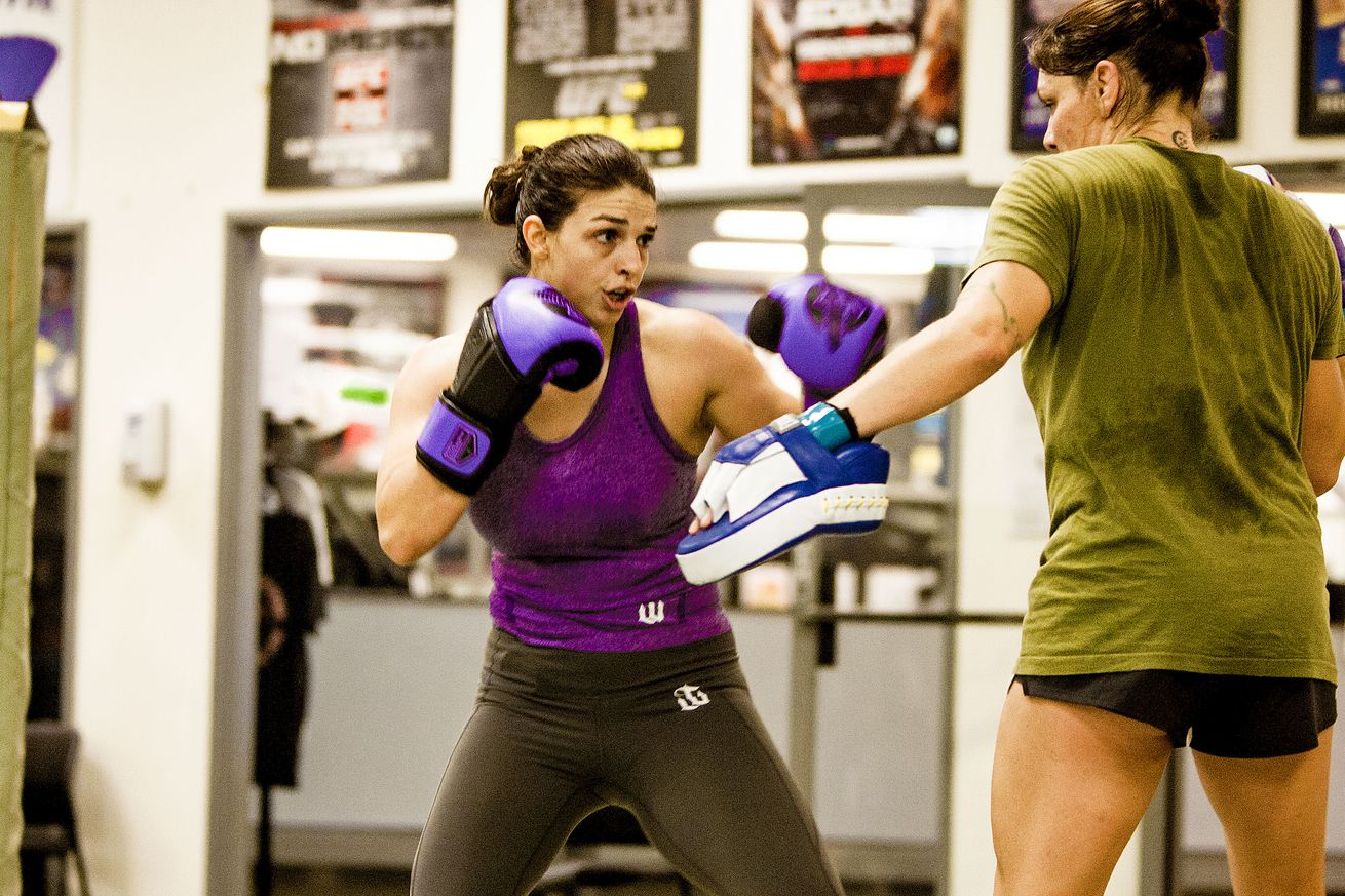 Mackenzie Dern wants to follow in  Conor McGregor's footsteps, eyes two UFC belts