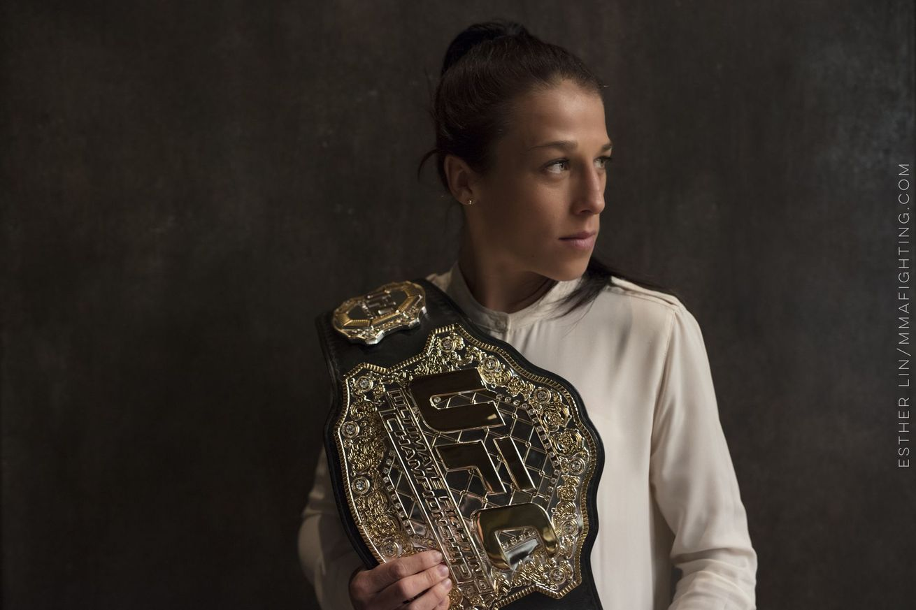 Perfecting Joanna Jedrzejczyk: The UFC champ's one stop shop for physical, mental wellness