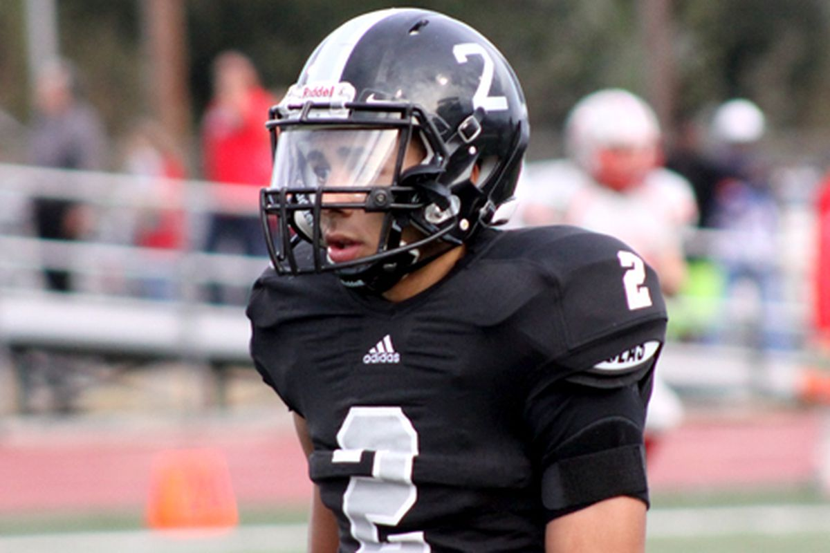 Four-star DB Caden Sterns flips commitment from LSU to Texas