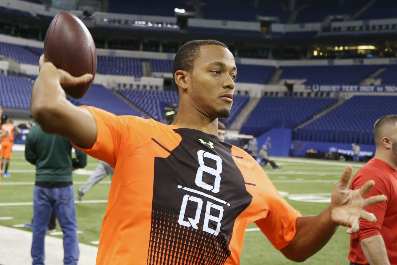 Nike jerseys for Cheap - After a successful UCLA career, quarterback Brett Hundley ready ...