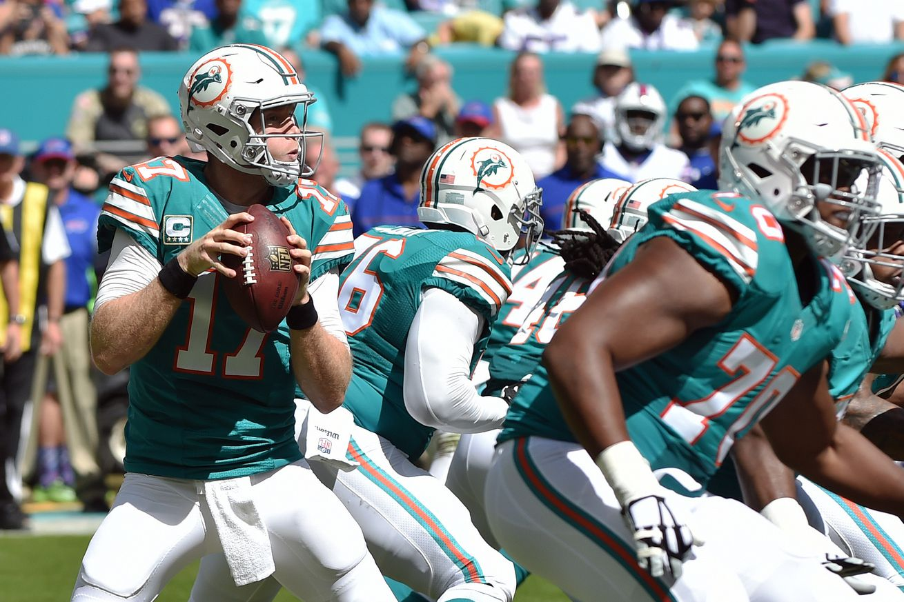 Dolphins bye week review: Charting the team's offensive personnel package tendencies