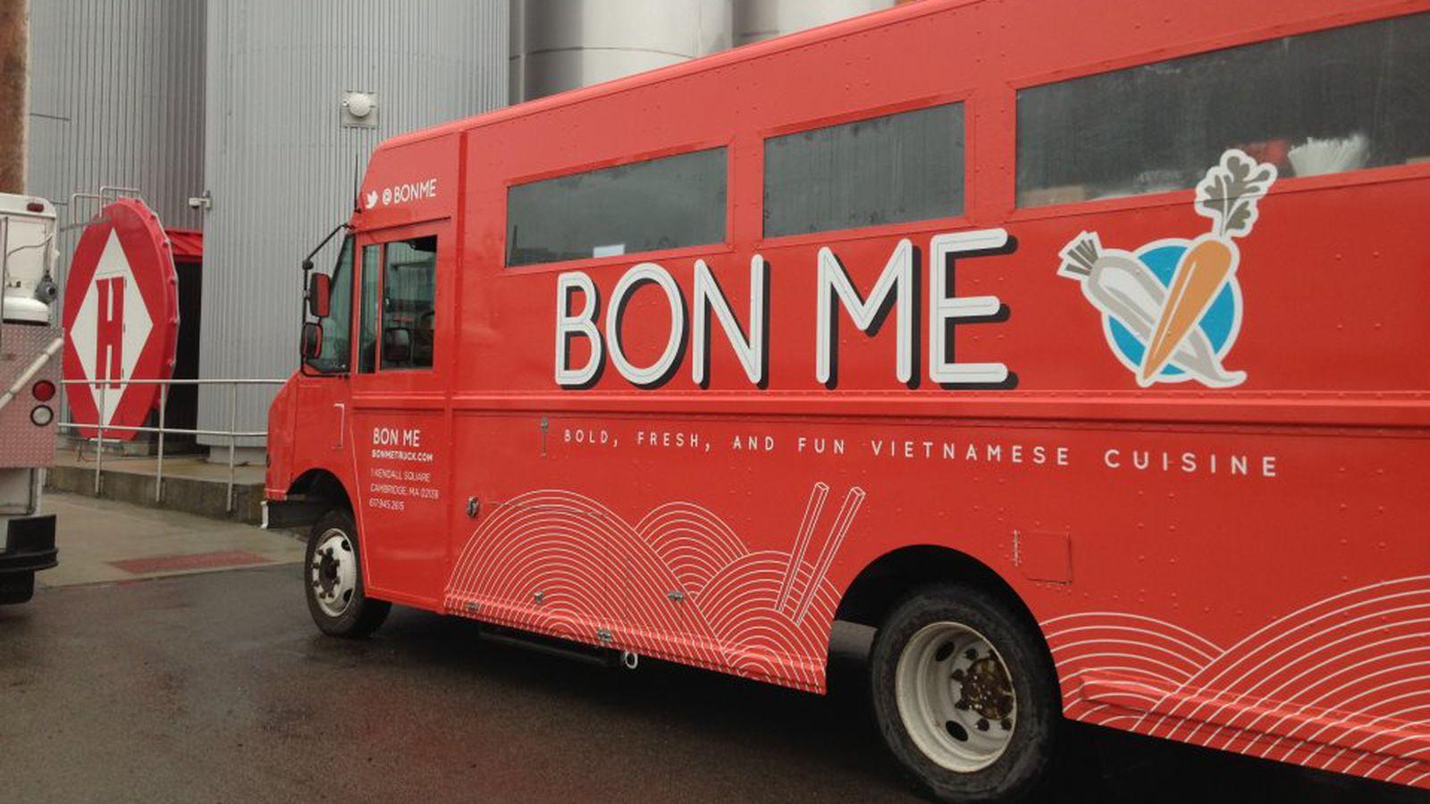 Bon Mi Food Truck Boston