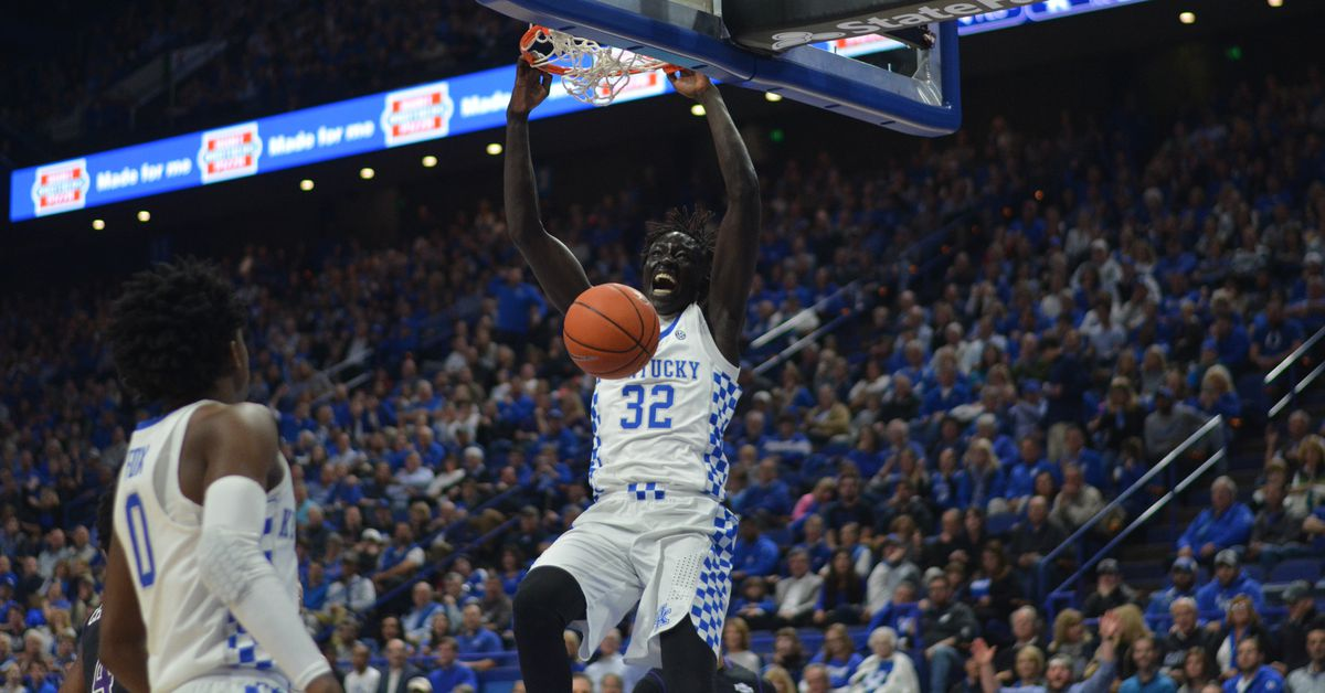 Kentucky Basketball: Our First Look At The New Wildcats In