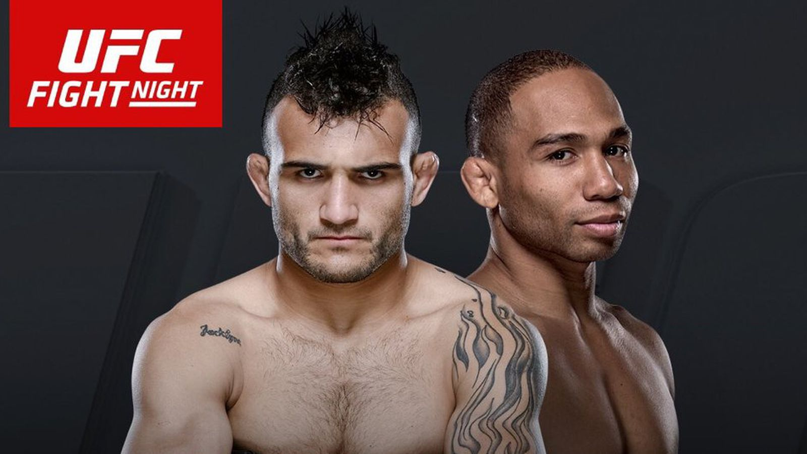 Latest ufc fight night 96 fight card rumors and updates for lineker