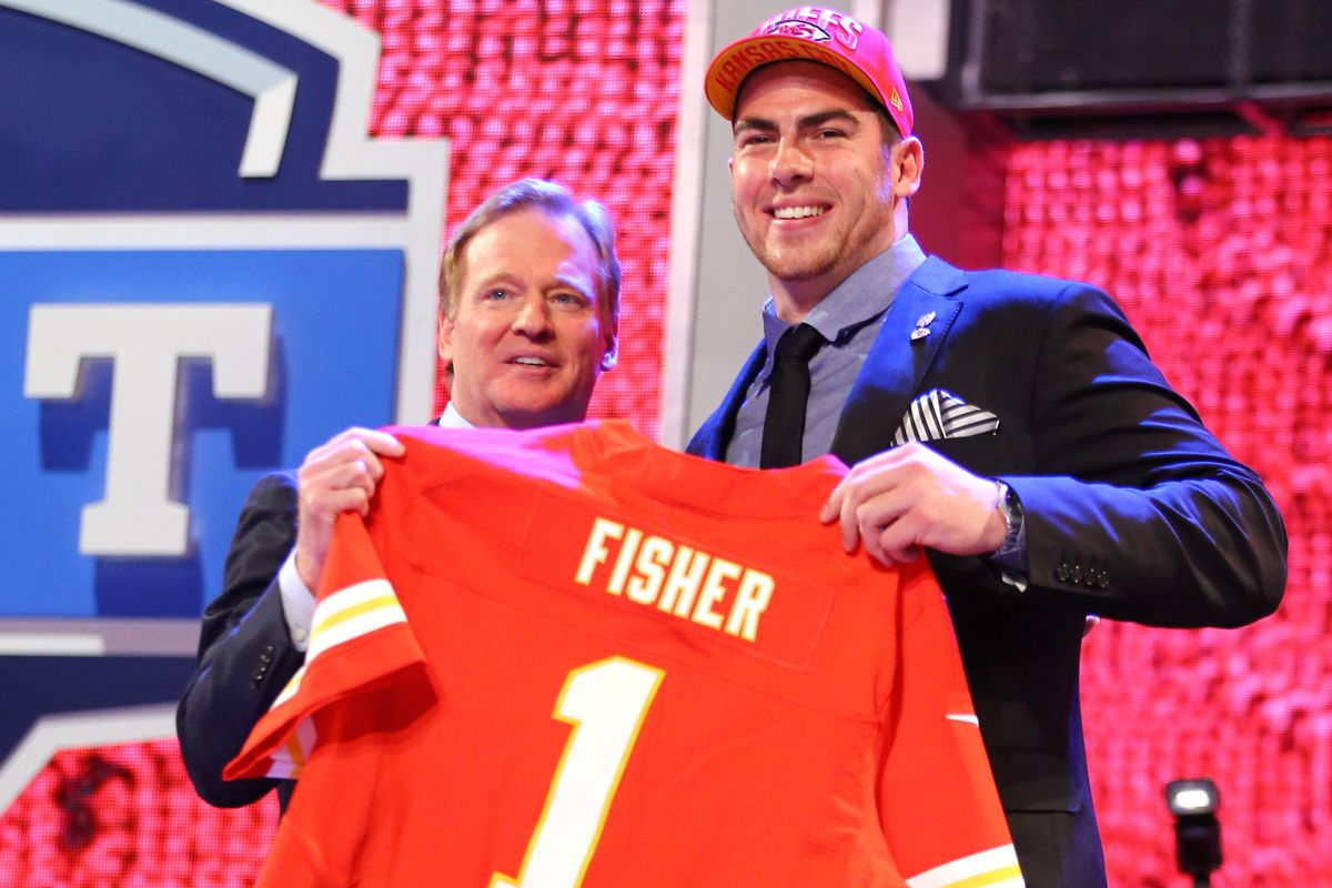 recruiting analysts didn t miss on eric fisher com al bello