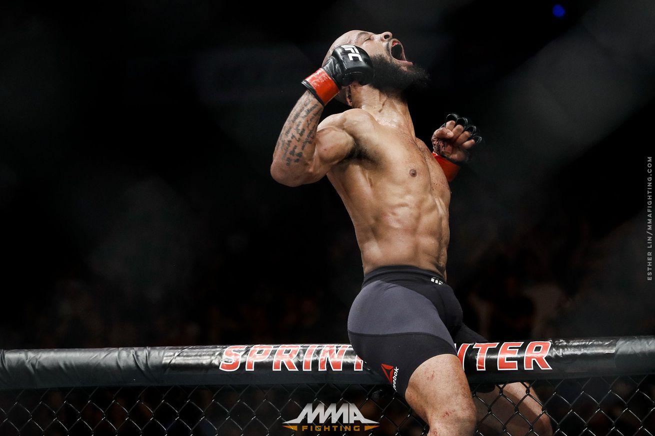 community news, UFC on FOX 24 in Tweets: Pros react to Demetrious Johnson vs. Wilson Reis, Rose Namajunas vs. Michelle Waterson, more