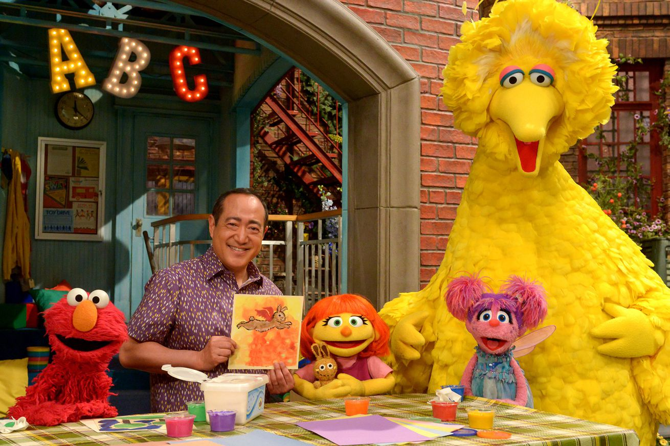 Sesame Street's new Muppet with autism is part of the show's bigger, empathic agenda