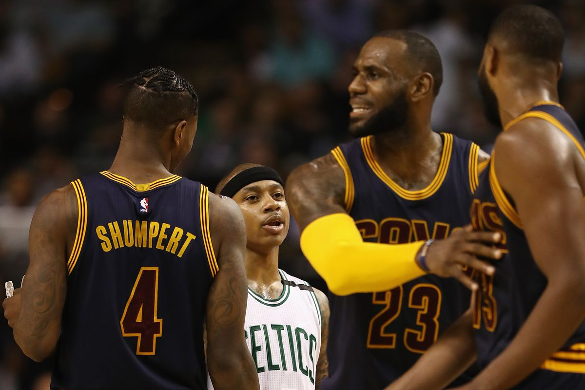 LeBron James, Cavaliers Dismantle Celtics 130-86 in Game 2