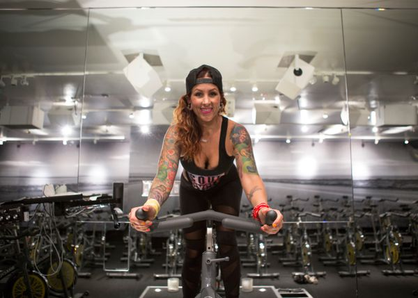 [8/12, 2pm] LA's Hottest Trainer 2015 Contestant #6: Pixie Acia, SoulCycle