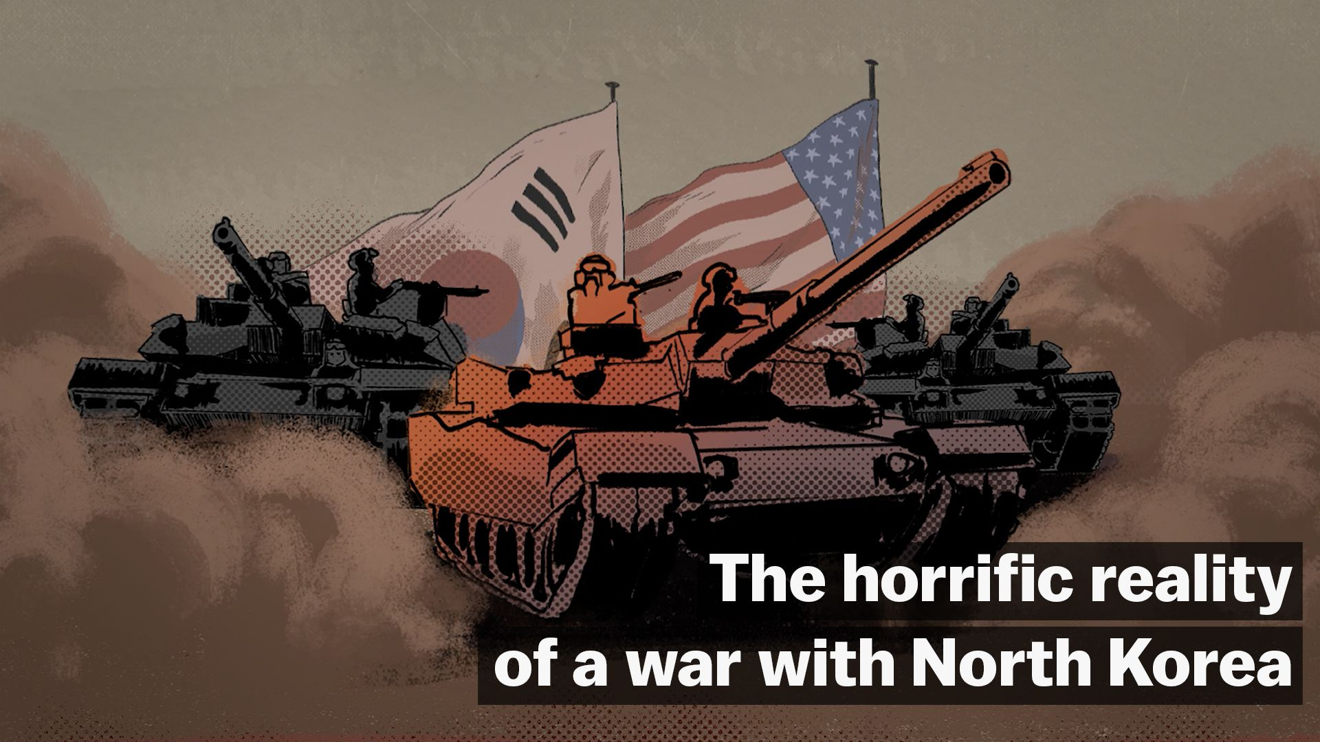 North Korea: what war with the US would look like - Vox