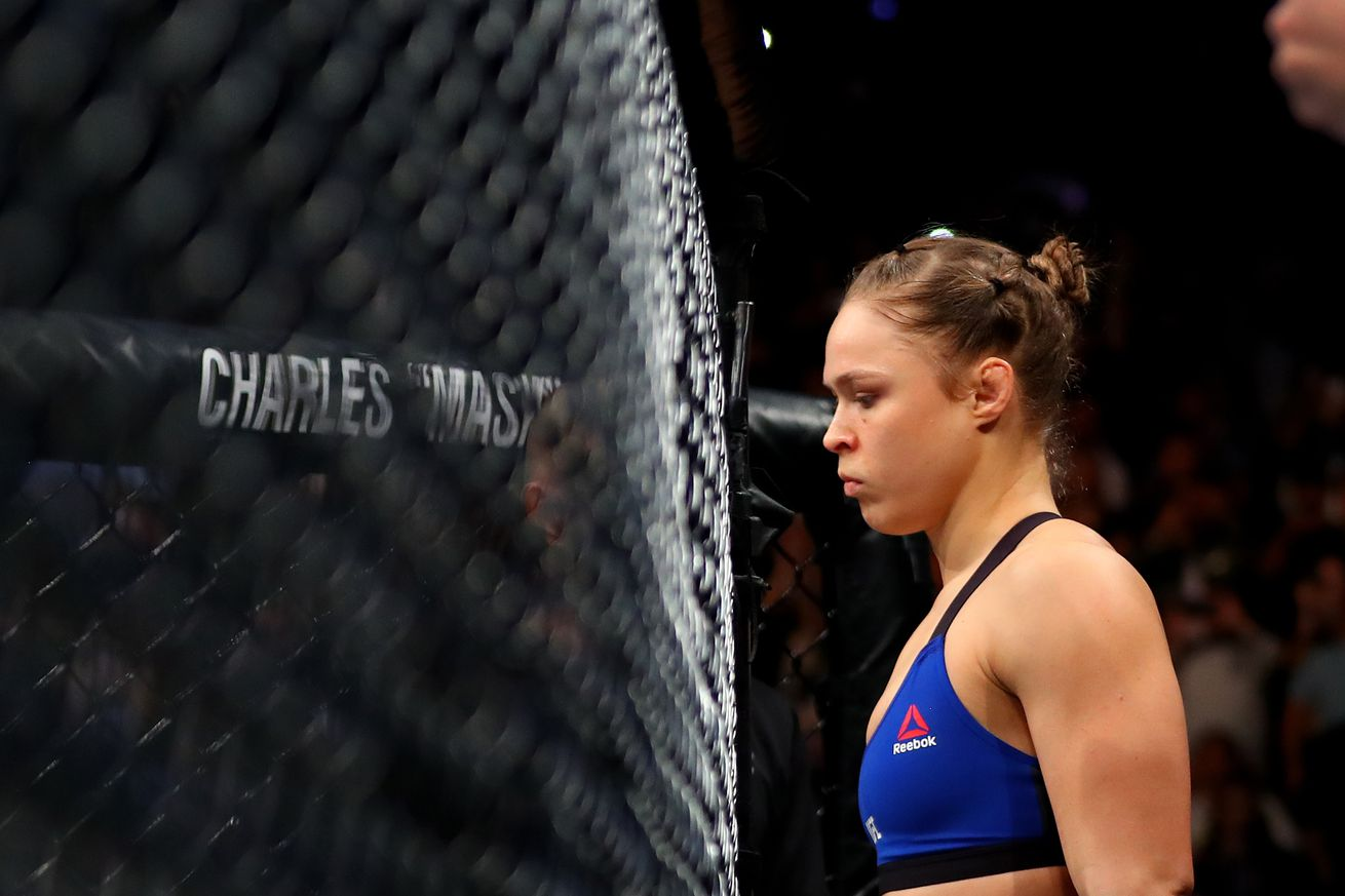 Chael Sonnen: If Ronda Rousey retires from MMA, her acting career is done because she can't act