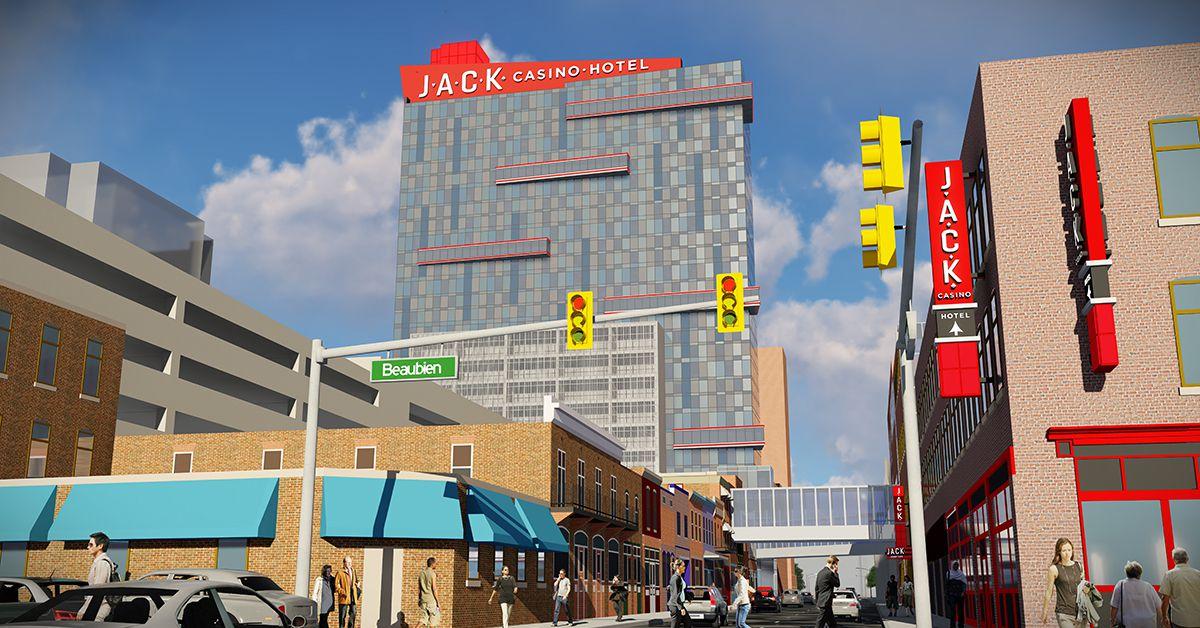 Greektown Casino Hotel Valet Parking