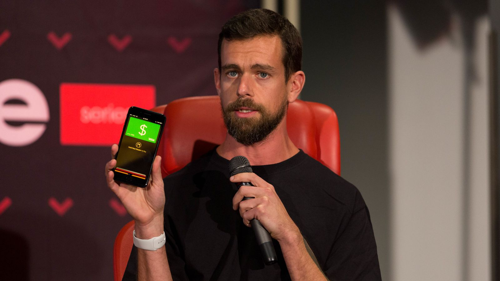 This is one of Jack Dorsey's early sketches of what became a $7 billion business