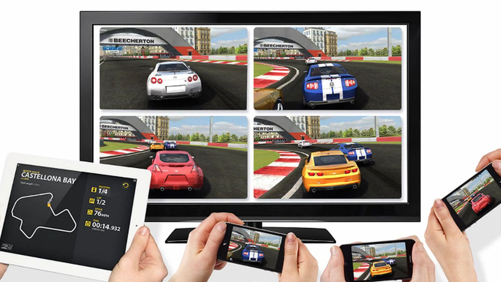 ios 5 airplay mirroring brings split screen multiplayer gaming to your apple tv the verge. Black Bedroom Furniture Sets. Home Design Ideas