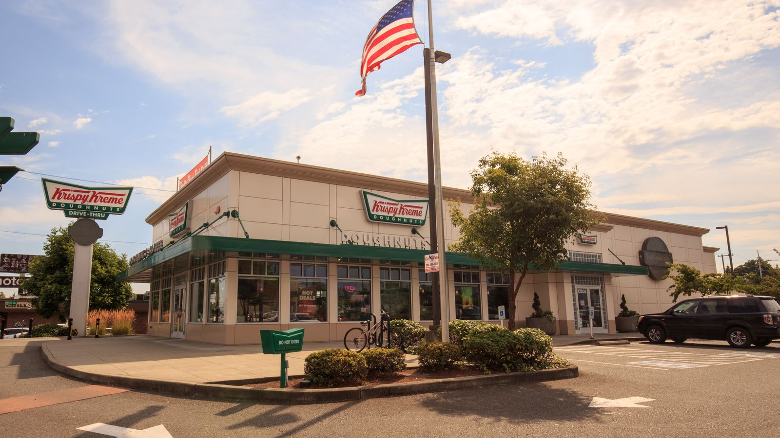 Krispy Kreme Pacific Northwest is the Area Developer for Krispy Kreme in Washington, Oregon, Hawaii, and British Columbia, Canada.