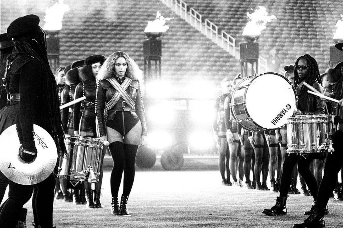 Beyoncé shares amazing photos from Super Bowl halftime show rehearsals