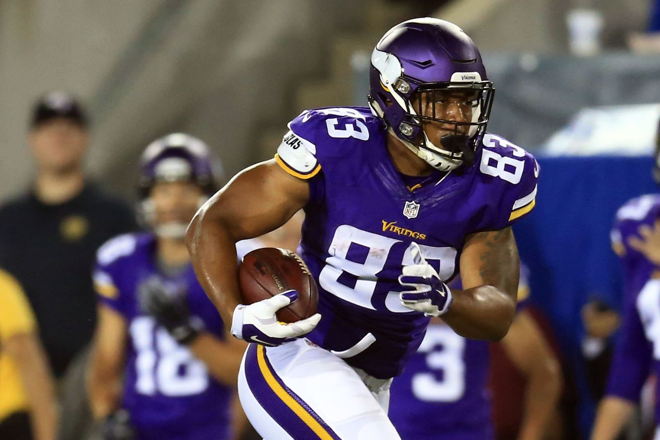 Nike jerseys for wholesale - Minnesota Vikings Preseason Week 1 - What I Saw - Daily Norseman