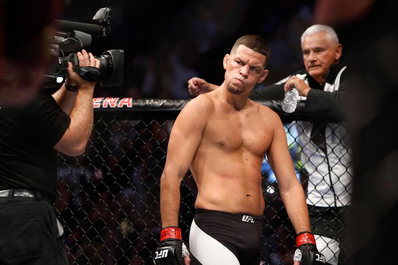 Nate Diaz blasts Dana White: 'This f**ker cant stop making s**t up about me!'