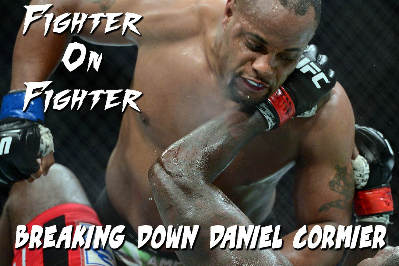 community news, Fighter on Fighter: Breaking down UFC 210's Daniel Cormier