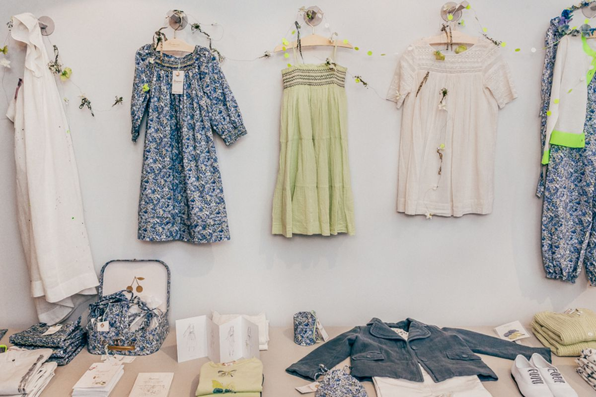 Bonpoint And Jacadi Two Fancy French Baby Brands Have