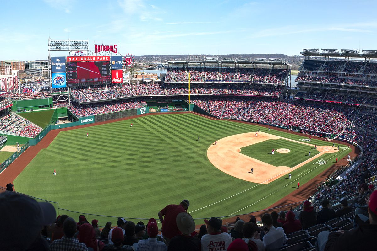 nationals park: the ultimate guide to d.c.'s ballpark