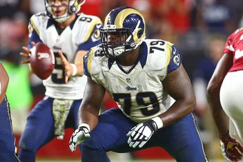 Los Angeles Rams Isiah Ferguson ELITE Jerseys