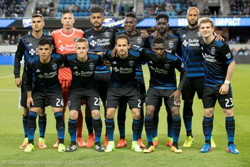 San Jose Earthquakes resume MLS play against Portland Timbers