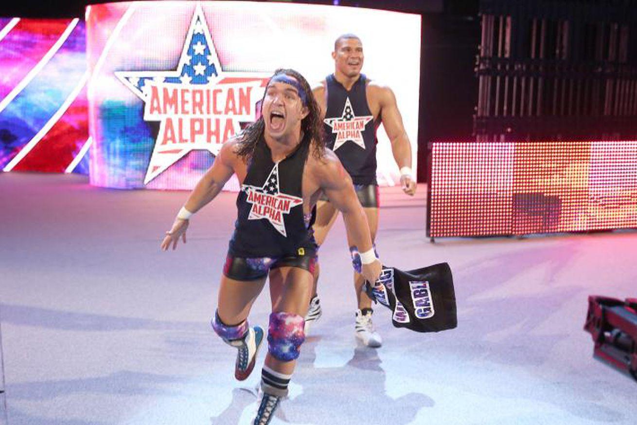 Resultado de imagen para American Alpha smackdown
