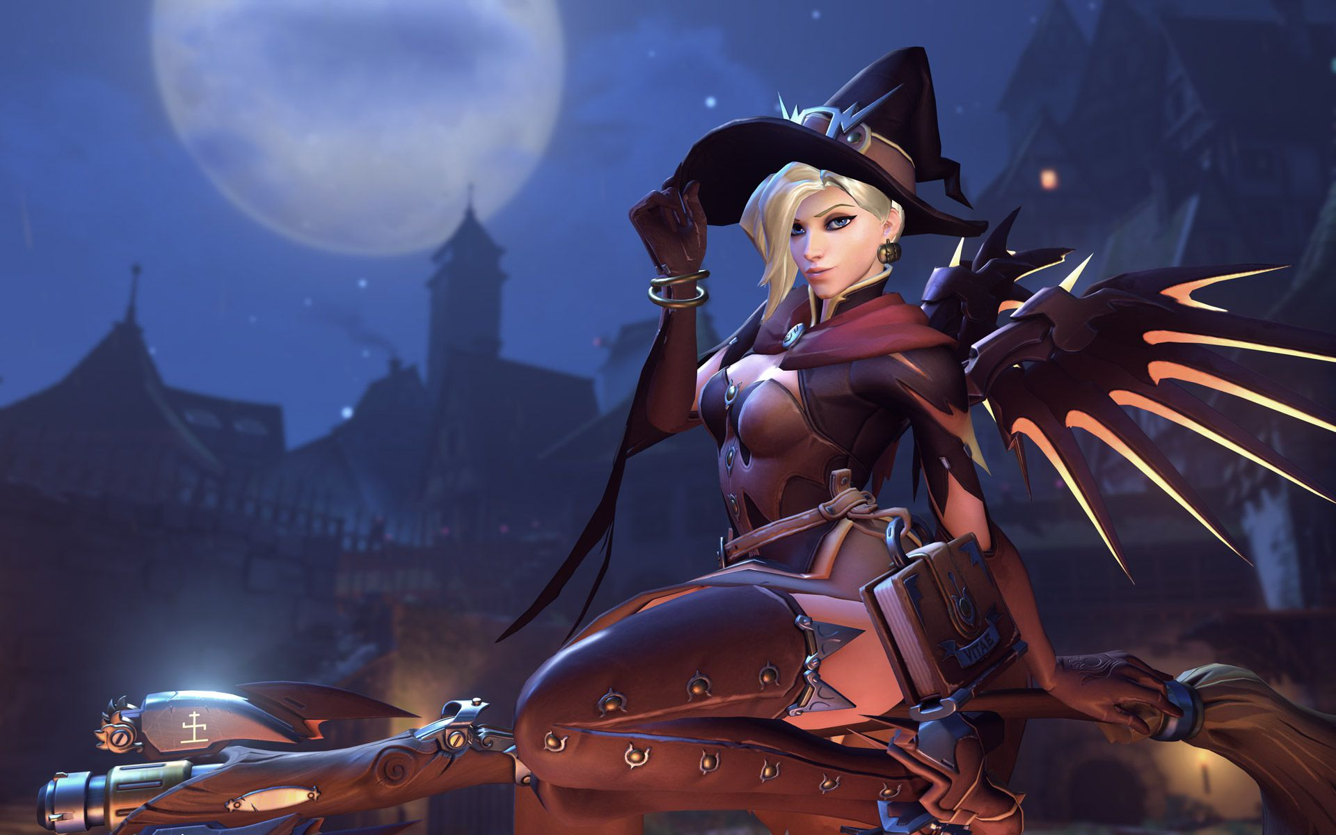 Image result for witch mercy