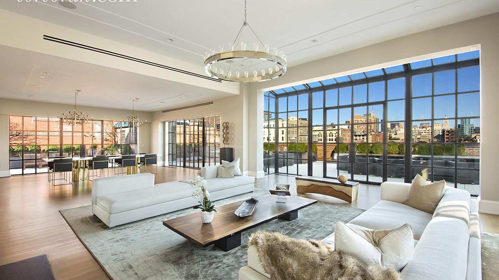 Nolita s extravagant puck penthouses find success as for Penthouses for sale los angeles