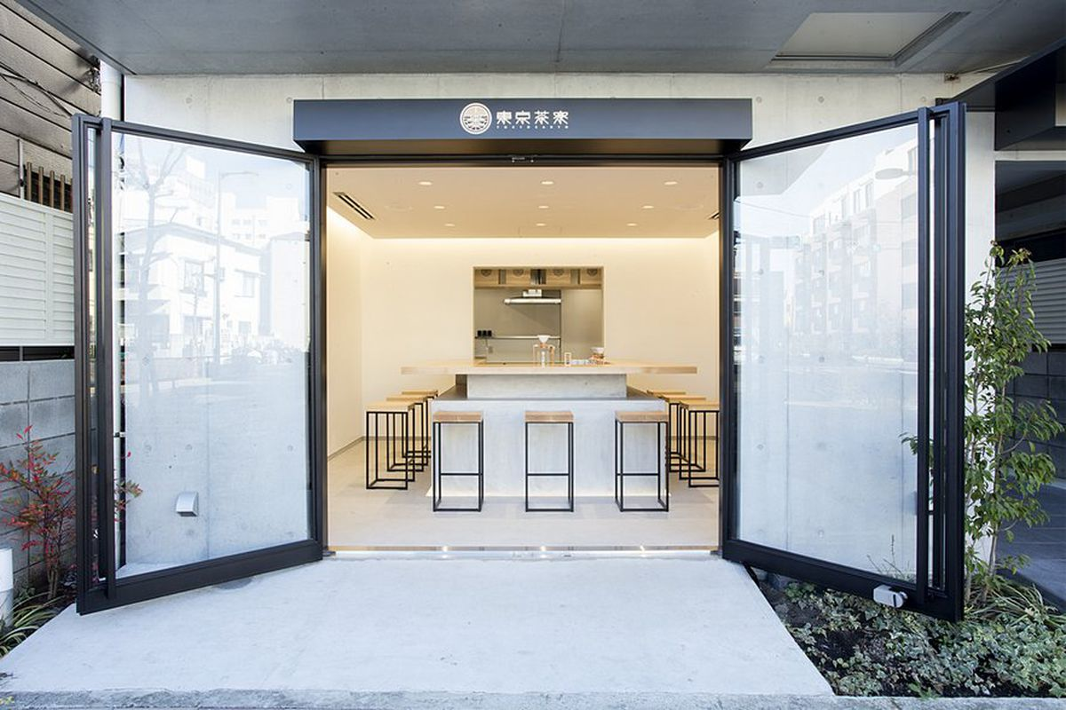 Minimalist Tokyo Cafe Serves World S First Hand Dripped