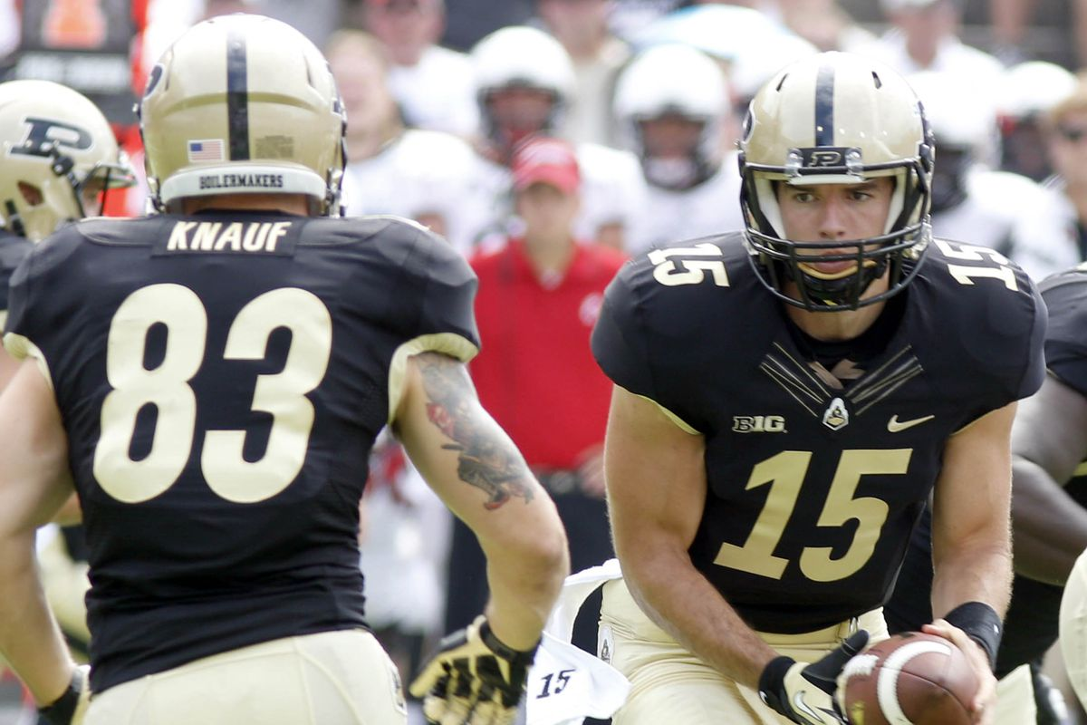 2014 NFL Undrafted Free Agents: Where Did Purdue's Guys Go ...