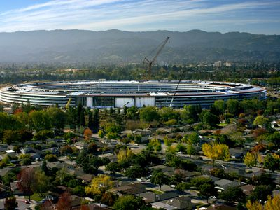 Apple?s new campus will have more parking spaces than office space