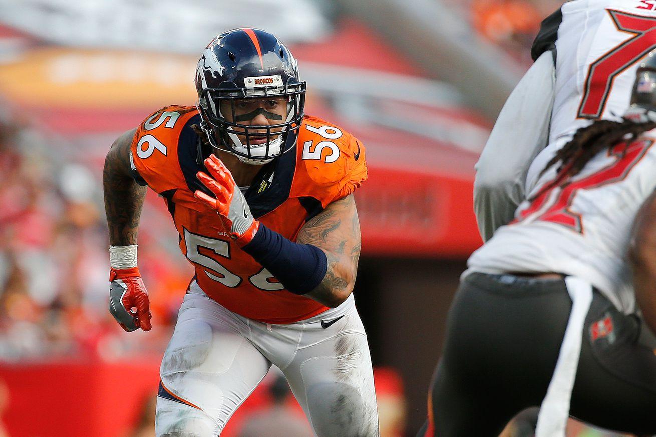 Was the Denver Broncos defense exposed against the Atlanta Falcons?