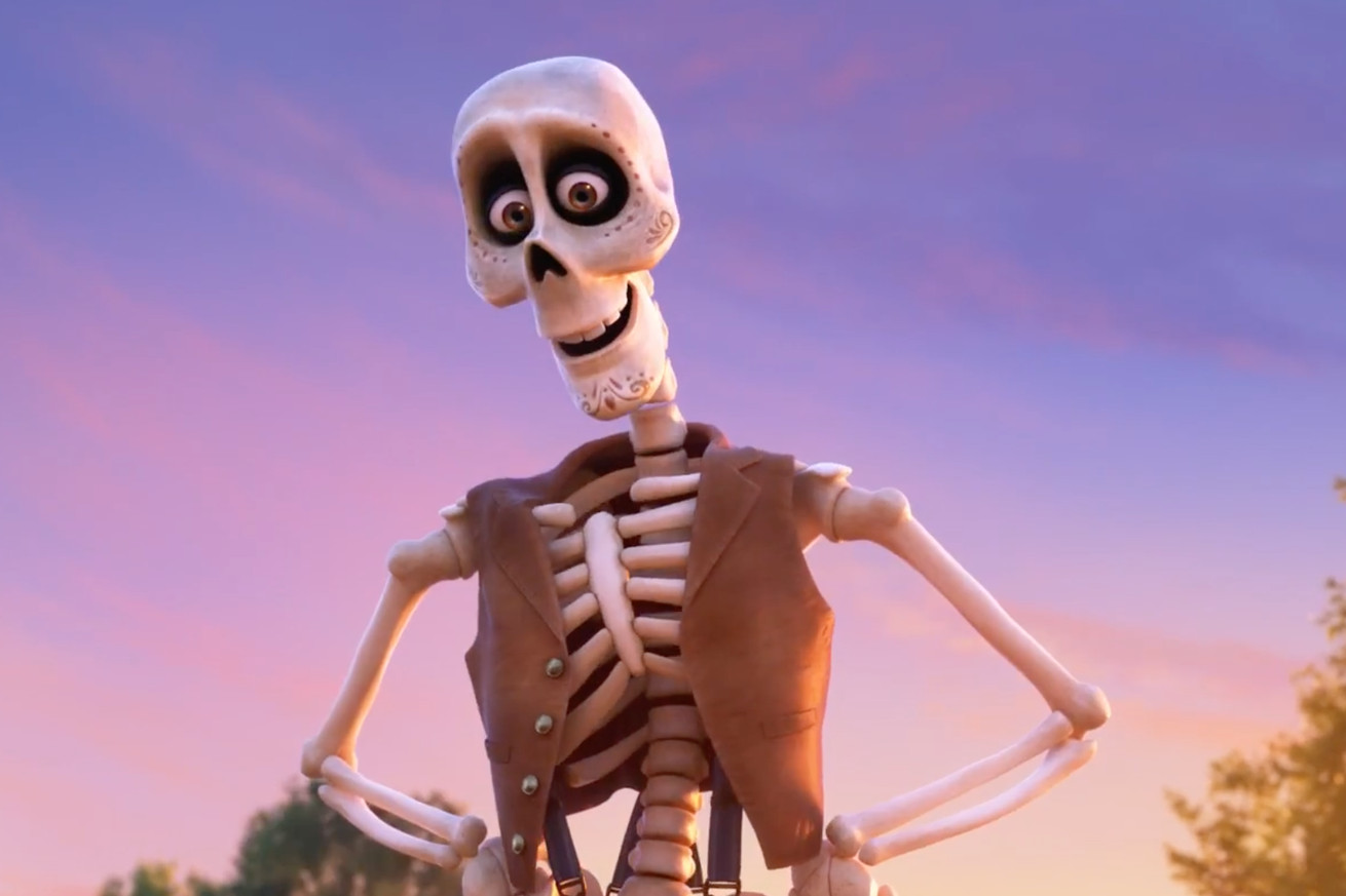 watch a new pixar short set in the coco universe