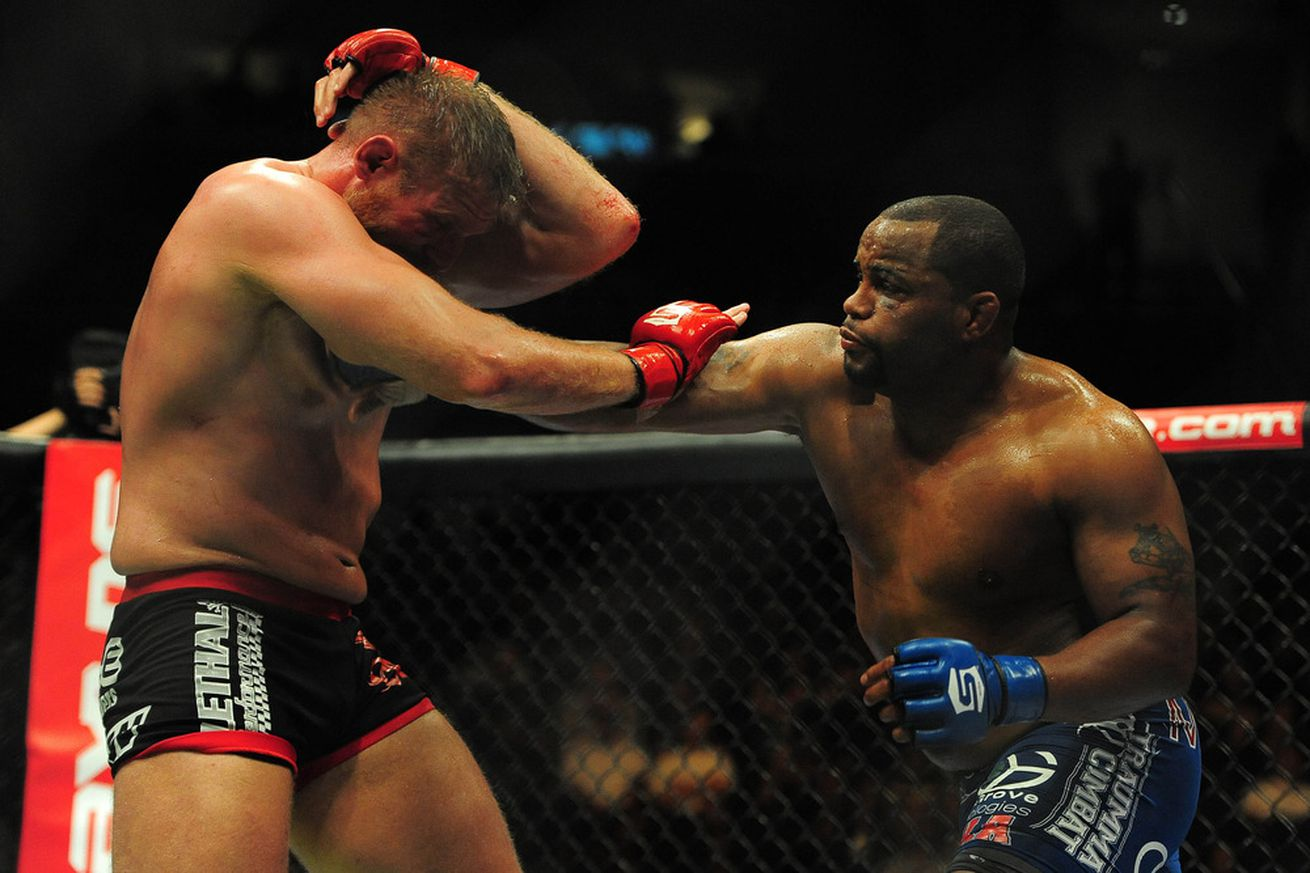 Strikeforce: Barnett Vs. Cormier Winners And Losers ...