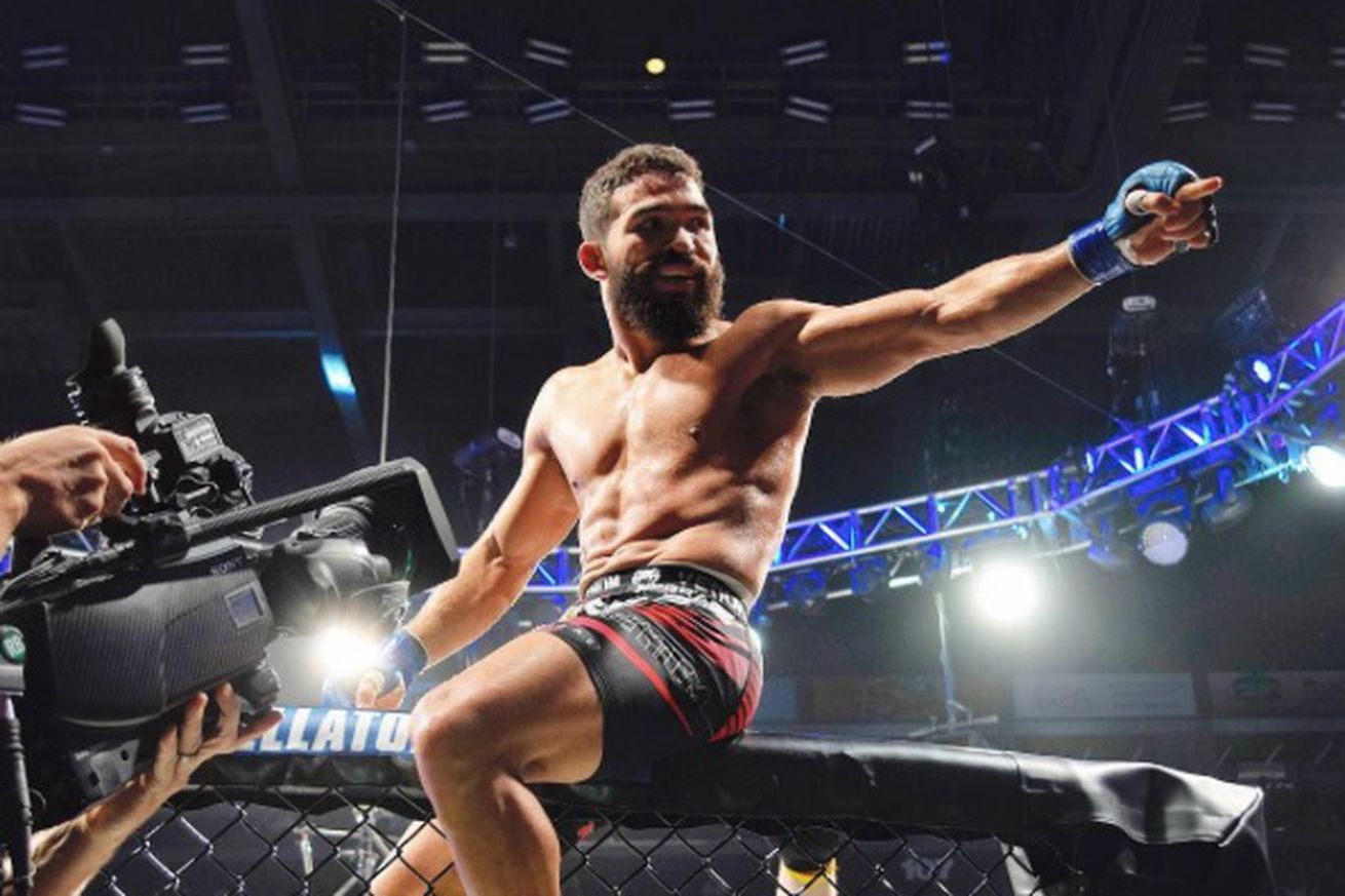 Patricio Pitbull statement on climbing on cage fine: 'Are you f*cking serious?'