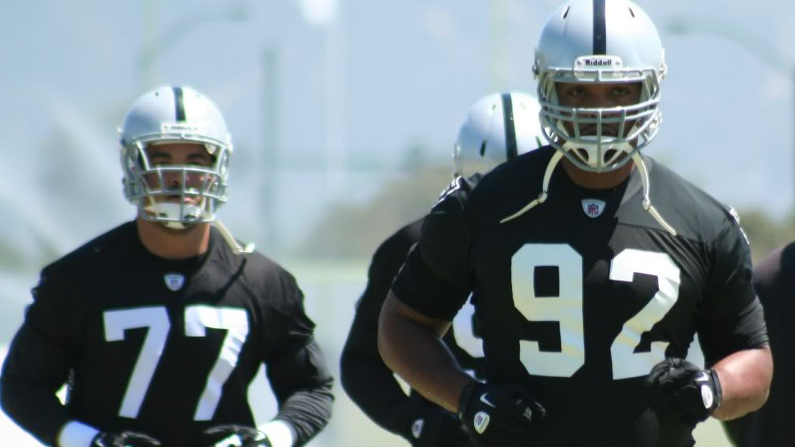 Raiders 2013 free agents - Silver And Black Pride