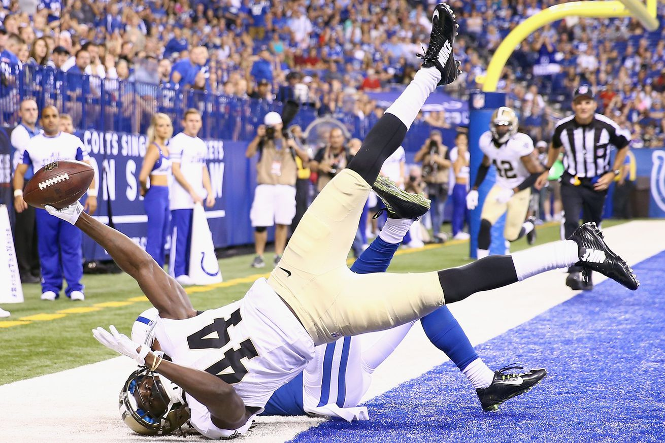 Scouting the Saints 2015 Opponents: Week 7 vs. Colts - Canal ...