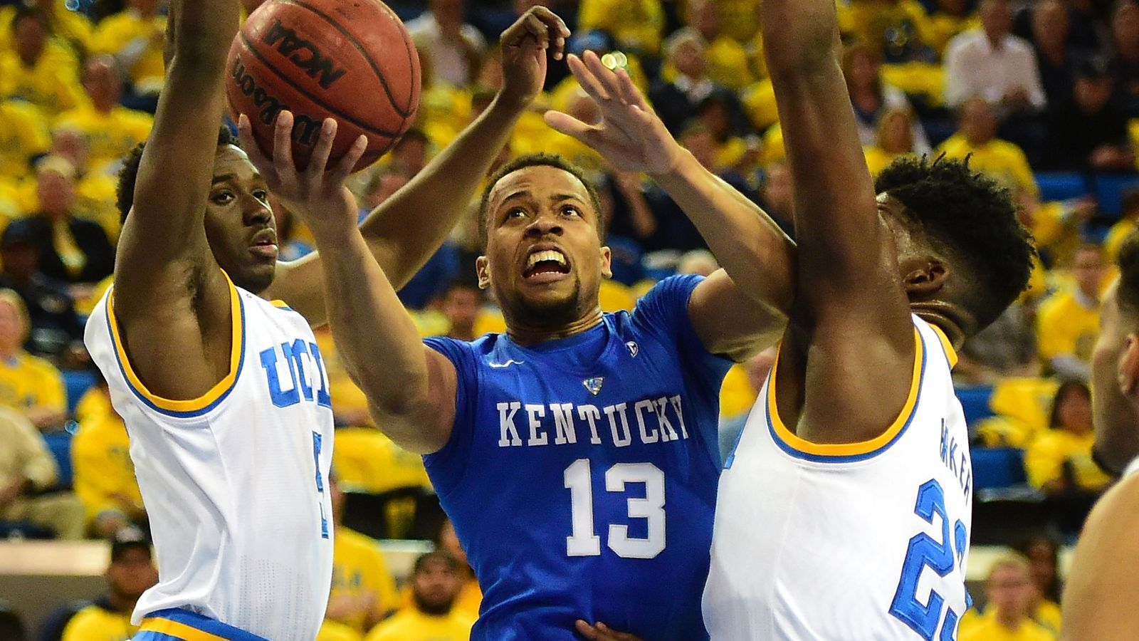Kentucky Basketball Announces Tv Schedule Game Times And: Kentucky Wildcats Vs. UCLA Bruins: Game Time, TV Schedule