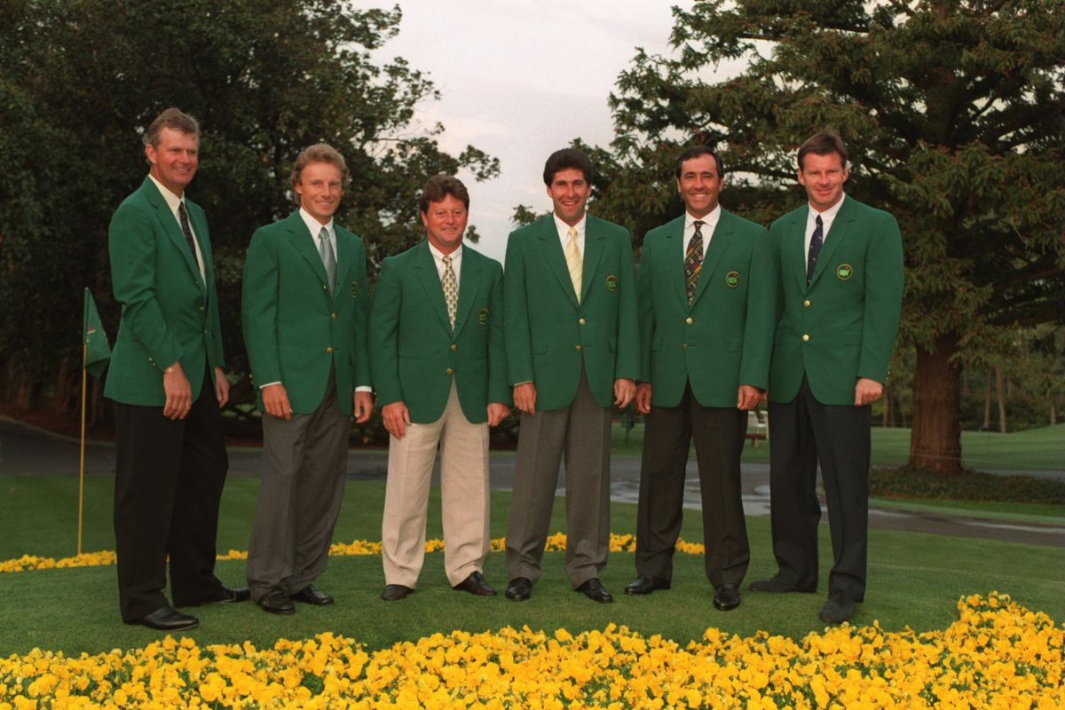 What Would Your Masters Champions Dinner Menu Be