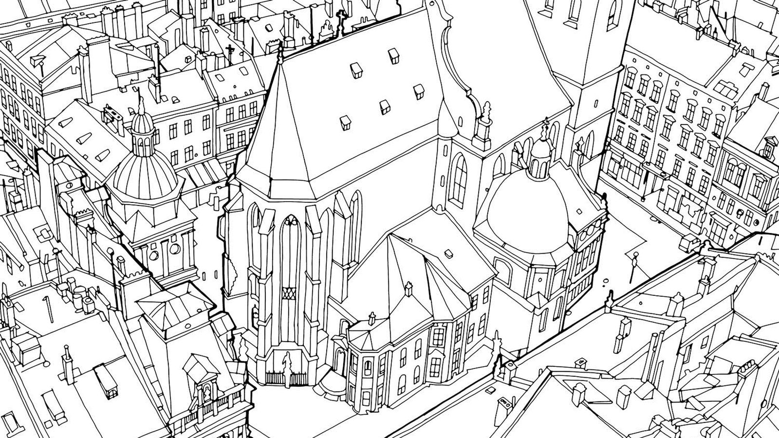 Stunning New Coloring Book Shines