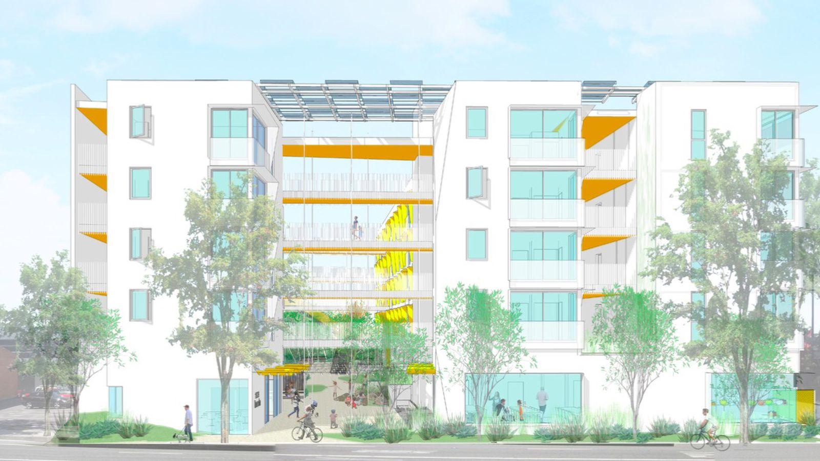 Santa Monica Low Income Apartments Rent